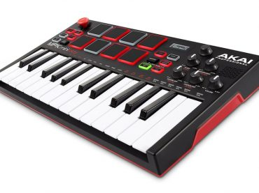 Akai Pro announce the release of the MPK Mini Play MIDI controller keyboard