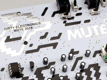 Mute has confirmed its latest synth, the Mute 4.0, which has been created in collaboration with Dirty Electronics