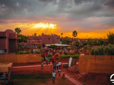 Morocco's Oasis Festival Turns 5 with Four Tet, Jayda G, Mall Grab and more