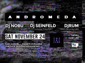 Andromeda Festival returns in 2018