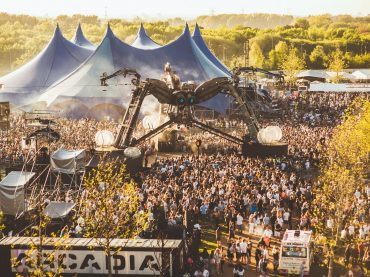 Iconic Spider to make its only UK stop at Arcadia London 2019