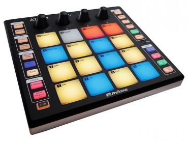 PreSonus is moving into the creative controller market with the launch of Atom