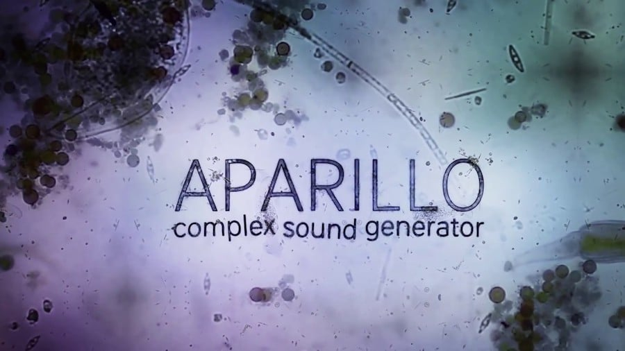 Sugar Bytes makes its Aparillo soundscape synth available for the