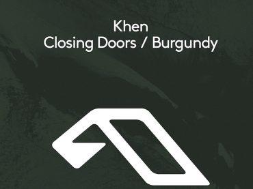 Exclusive Premiere: Khen – Burgundy (Original Mix) Anjunadeep