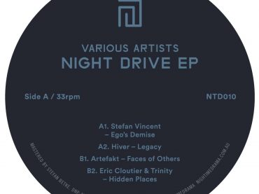 The Australian Nightime Drama label hits release number ten with a Various Artists EP