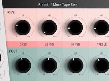 Want your music to sound like it was recorded through vintage analogue audio gear?