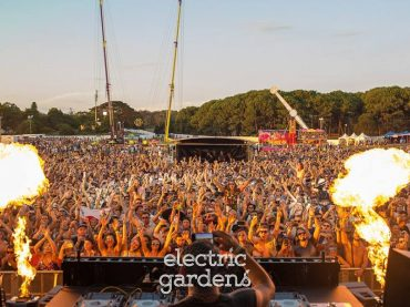 Electric Gardens Sydney more massive names announced