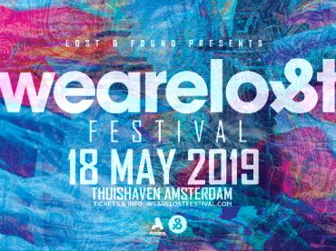 Guy J announces We Are Lost Festival Amsterdam 2019