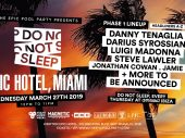 Defected, Do Not Sleep and Repopulate Mars announce WMC event line-ups