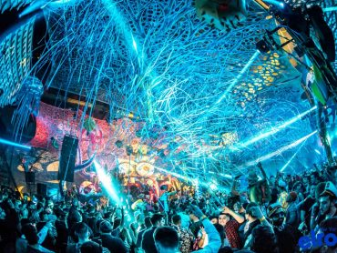 "elrow launches 2019 NYC residency ""El Bowsque Encantado"""