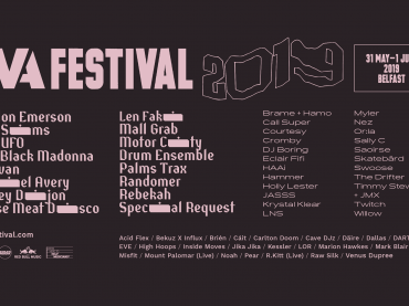 AVA Festival 2019 announce Len Faki, The Black Madonna, Ben Simms and more