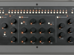 Ivan Komlinovic reviews Softube's DAW controller, the Console 1 Mk2