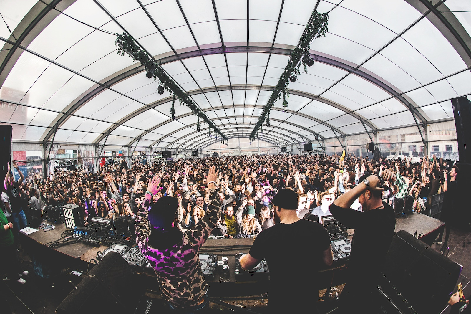 DGTL completes line-up for its 7th Amsterdam edition in