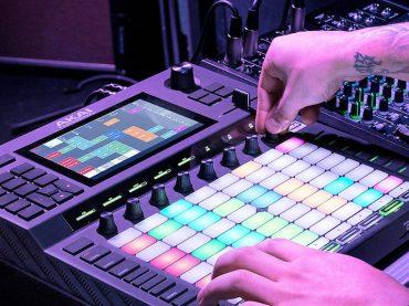 Akai Pro unveils Force, a standalone production instrument