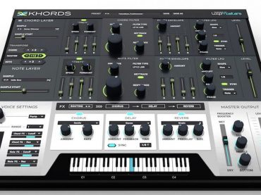 Loopmasters has launched Khords, a sample-based virtual instrument with a sprawling library of sounds