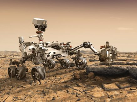 DPA Microphones will capture sounds on Mars from the Mars 2020 Rover