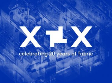 fabric XX – A Year-long Celebration for Their 20th Anniversary