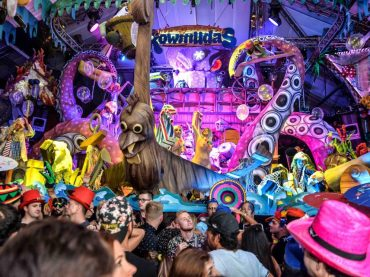 elrow unveil first Leeds club event at Canal Mills with El Triangulo De Las Rowmudas making its UK debut