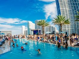 Defected and Repopulate Mars announced for EPIC Pool Parties at WMC