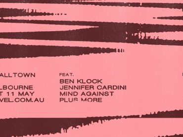 Ben Klock plus more announced for Melbourne event