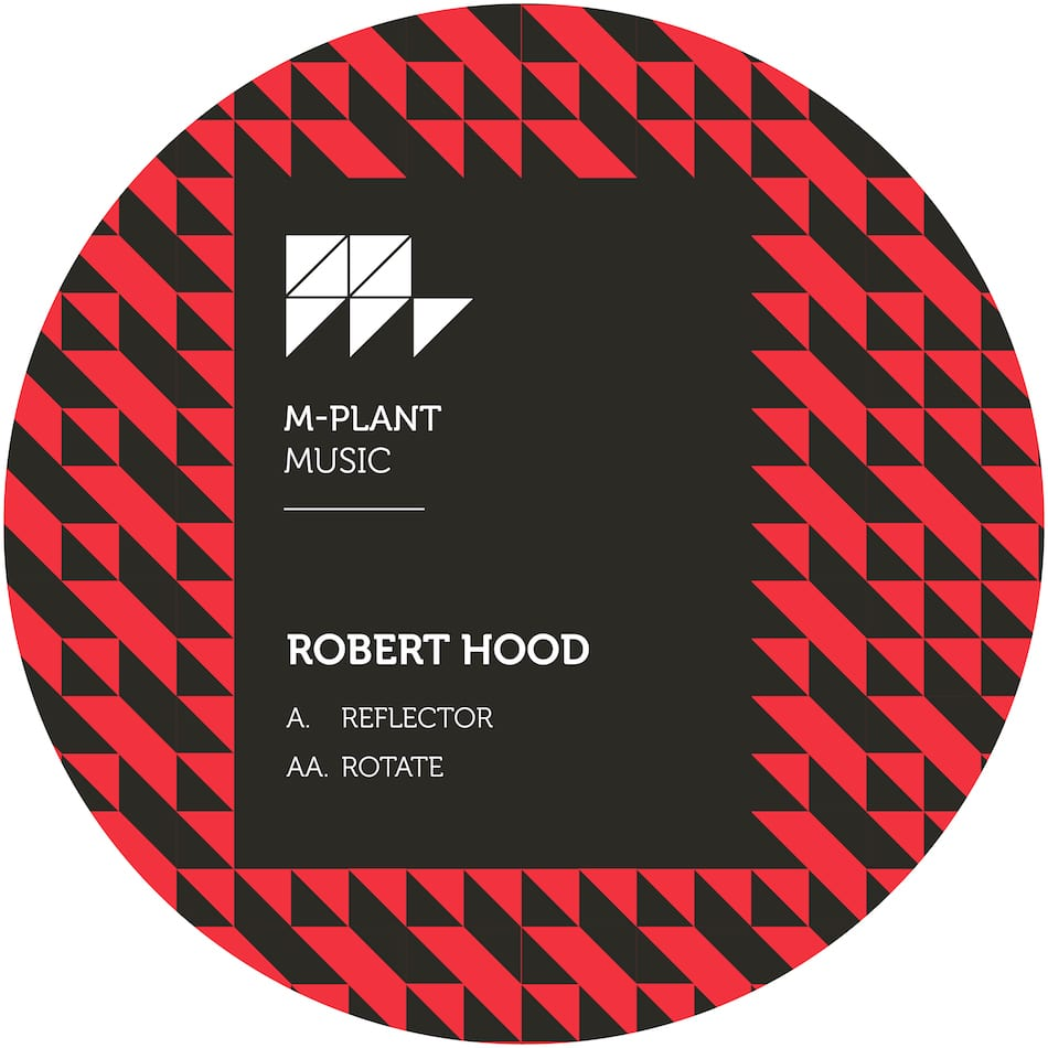 Robert Hood set to release new material on M-Plant