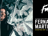 Decoded Radio hosted by Luke Brancaccio presents Fernanda Martins