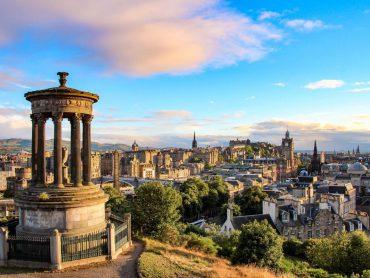 FLY Open Air Festival talk us through their must visit places in Edinburgh