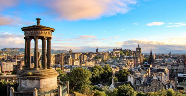 FLY Open Air Festival talk us through their must visit places in Edinburgh