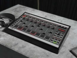 Say hello to the SP-2400 sampler