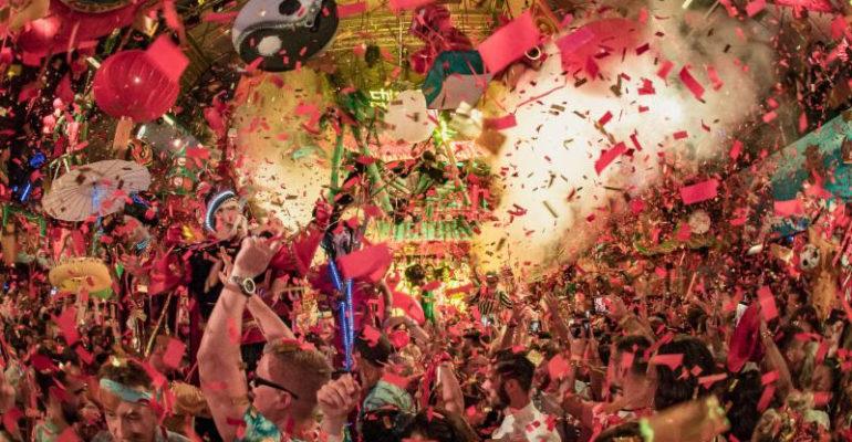 elrow Announces Biggest Ever North American Residency With Wynn At Encore Beach Club