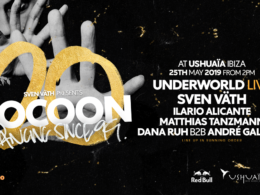 Underworld set to join Cocoon at Ushuaia