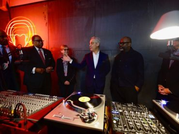 Chicago's Red Line 95th Street Station will have DJs on site