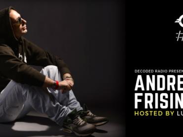 Decoded Radio hosted by Luke Brancaccio presents Andrea Frisina