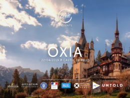 Cercle presents OXIA at Peles Castle, Romania on Monday 22nd April at 7pm EEST