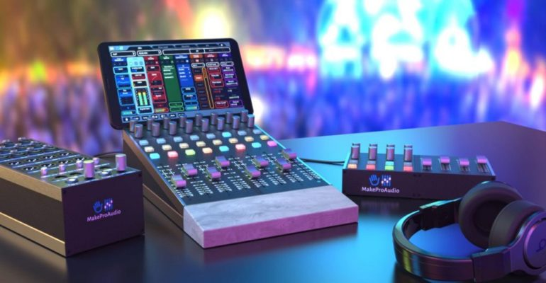 MakeProAudio has unveiled the MPA Platform, a system that lets you assemble your own synths, mixers and control gear