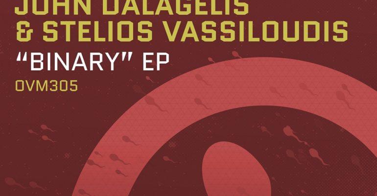 Exclusive Premiere: John Dalagelis & Stelios Vassiloudis – Coast To Coast (Ovum Recordings)