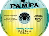 DJ Koze Remixes Gerry Read on Pampa Records