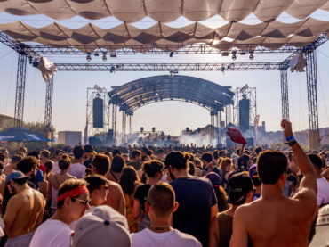 Europe's biggest beach festival Les Plages Electroniques returns to the Palais des Festivals in Cannes with Maceo Plex, Mr Oizo, Maya Jane Coles, Eagles & Butterflies and more