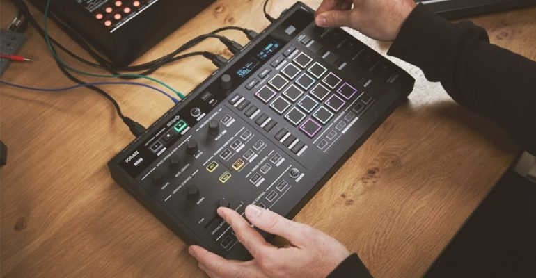 Meet the SQUID – The new multitrack sequencer in Pioneer's TORAIZ production series