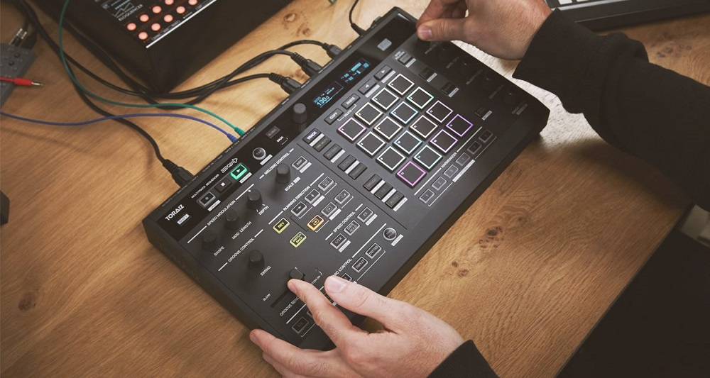 Meet the SQUID - The new multitrack sequencer in Pioneer's TORAIZ production series