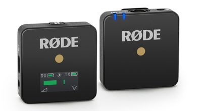 Røde Microphones has announced the Wireless GO system, which it claims is the smallest wireless microphone system in the world