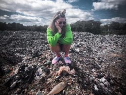 WATCH: BLOND:ISH visits Tulum's Rubbish Dump