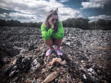 WATCH: BLOND:ISH visits Tulum's Rubbish Dump