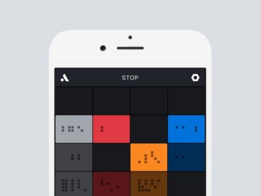 You can now export to Ableton Live from your iOS device when using Auxy