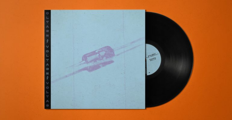 Belgian underground techno festival Voltage Festival releases 4 vinyl EP'S to celebrate its fifth anniversary.