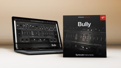IK Multimedia offers a copy of its Syntronik Bully bass synth for free