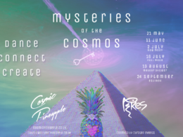 Cosmic Pineapple returns for the 12-hour high-vibes mini-festival of magic and music at Pikes Ibiza