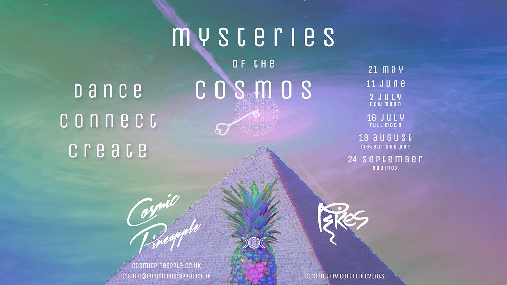 Cosmic Pineapple returns for the 12-hour high-vibes mini-festival of