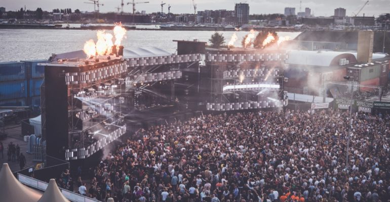 Drumcode festival will now also run on the Sunday this year for the first time.