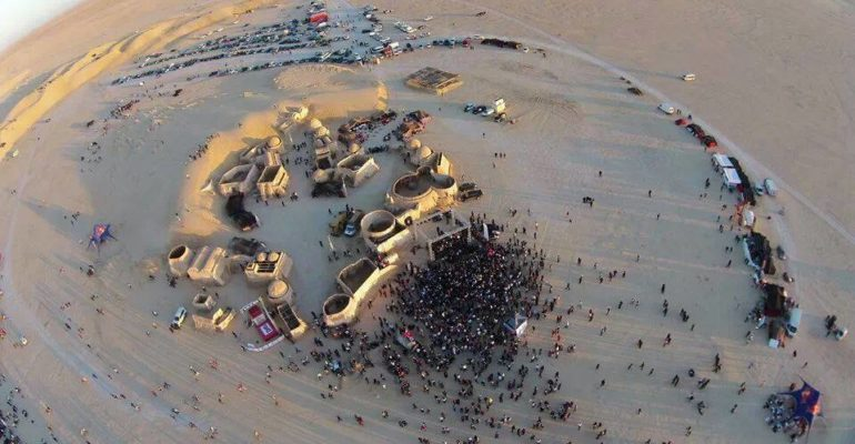 Iconic Desert Festival returns to Tunisia's Star Wars location